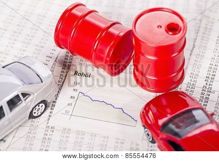 Low Price For Crude Oil