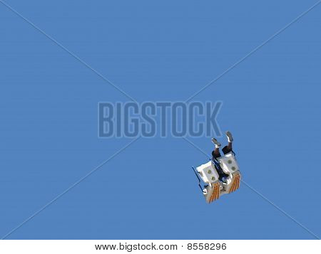 Seat falling down