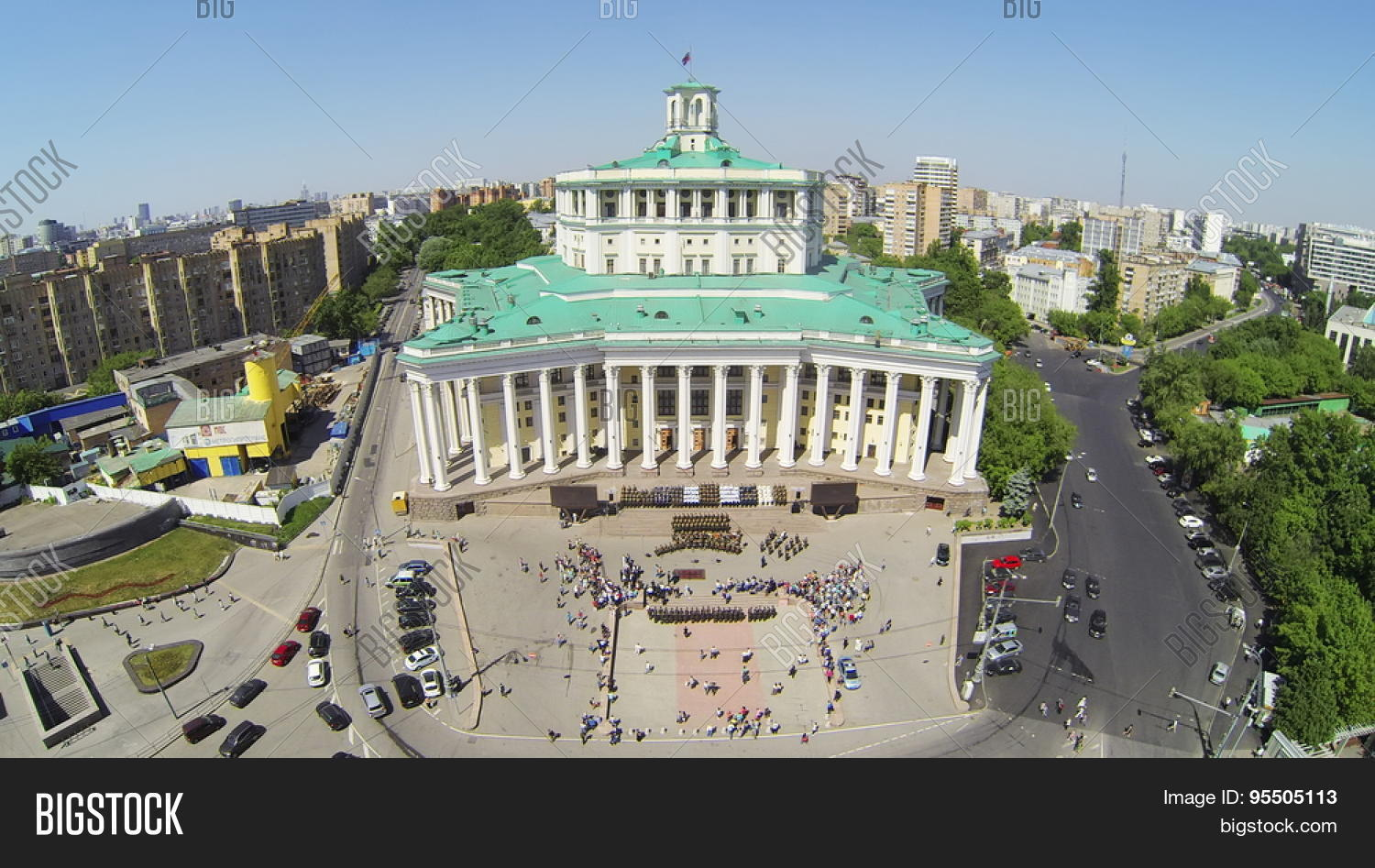 RUSSIA, MOSCOW - MAY Image & Photo (Free Trial) | Bigstock