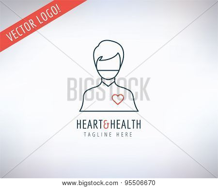 Doctor Icon Vector Logo. Health, Tools or Tooth and Dentist symbols. Stock design elements.