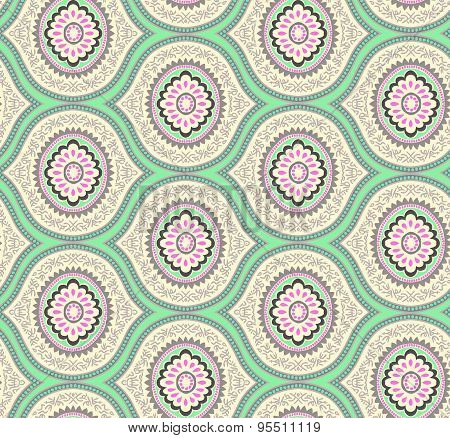 vector vintage abstract pattern