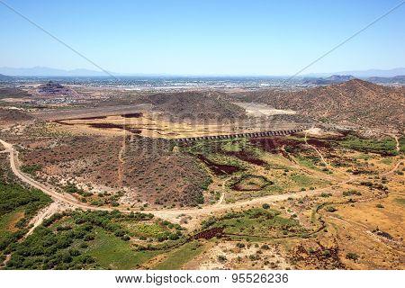 Dams In The Desert