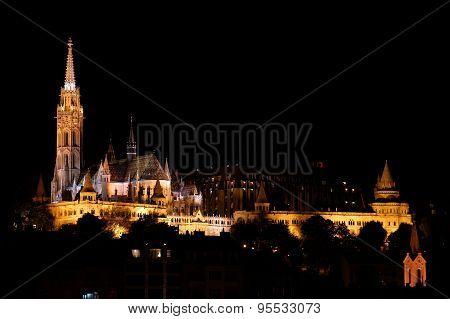 Mátyás-templom and Halászbástya, Budapest