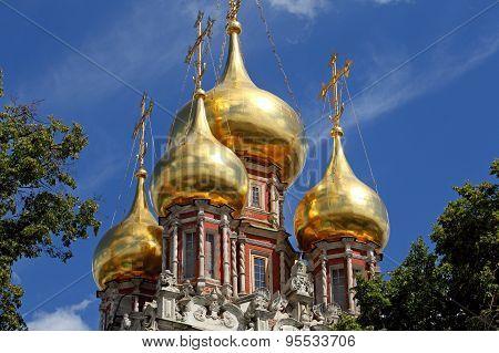 Kadashi church, Moscow