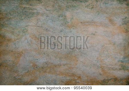 Antiqued And Weathered Paper For Backgrounds