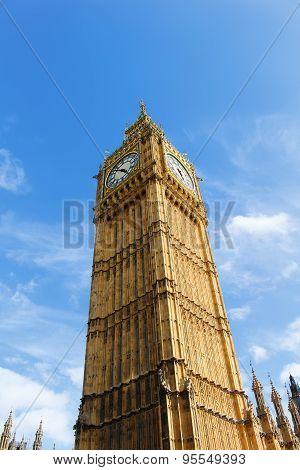 London Big Ben Clocktower