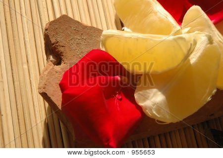 Petals And Lemon