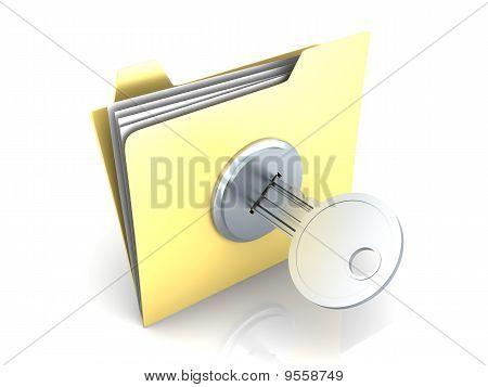 Locked Folder.