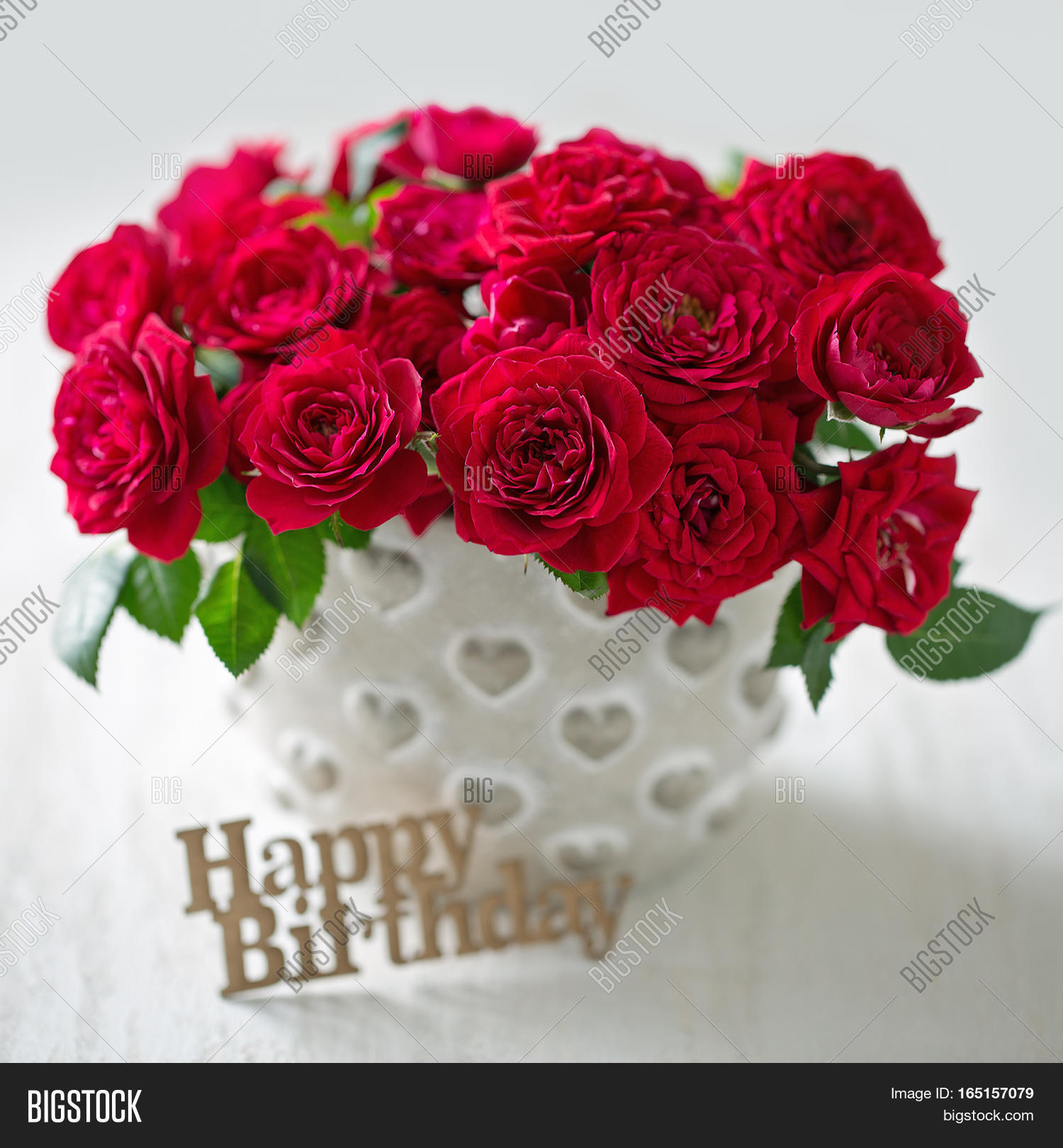 Beautiful red roses image photo free trial bigstock beautiful red roses autiful bouquet for a birthday ngratulation with a flowers izmirmasajfo