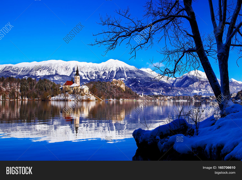 Travel Slovenia Europe Image Photo Free Trial Bigstock