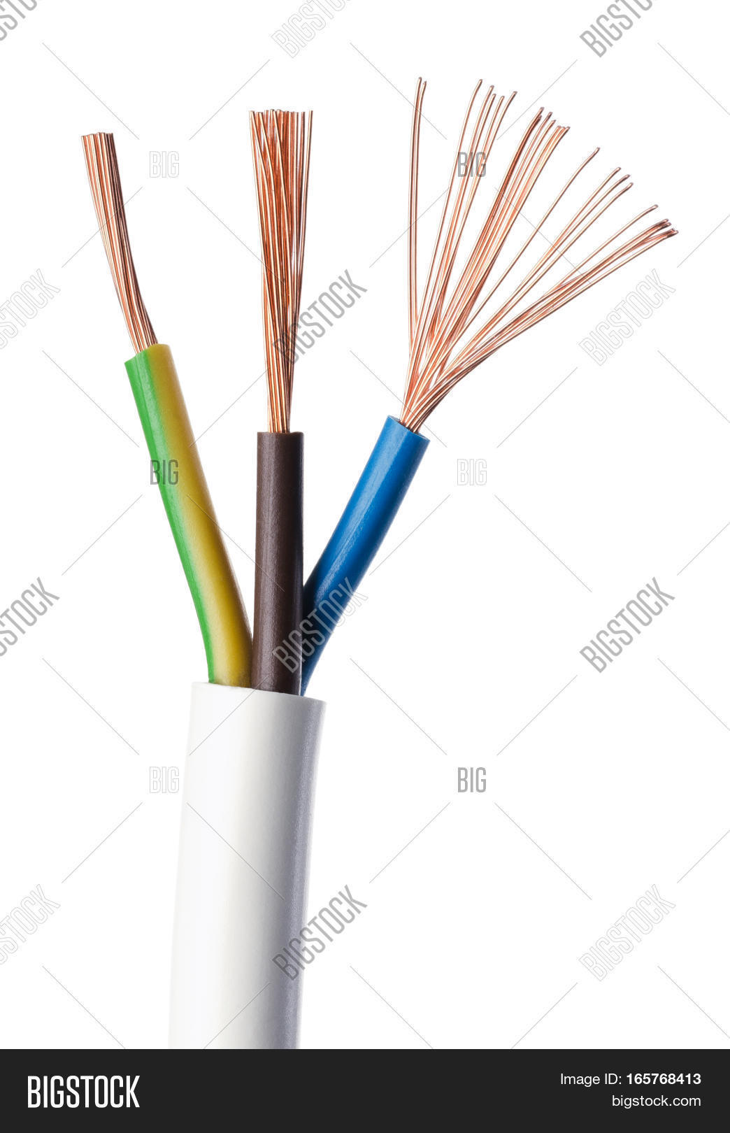 Electrical Power Cable Image & Photo (Free Trial) | Bigstock