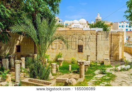 The Byzantine Ruins