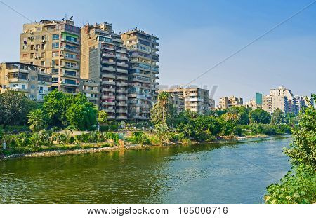 The Residential Houses Of Cairo