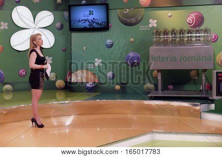Lottery Tv Studio