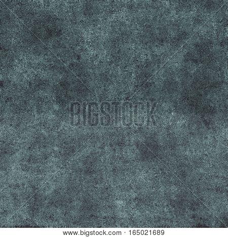 Dark teal indigo graphic ancient paperboard surface background