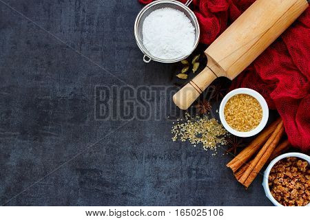 Ingredients For Cooking Cake