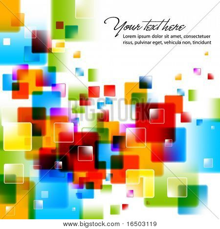 Intensive Colors - Abstract EPS10 Vector Background