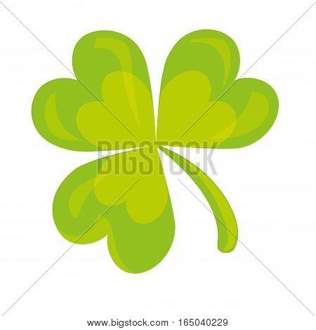 clover or shamrock icon image vector illustration design