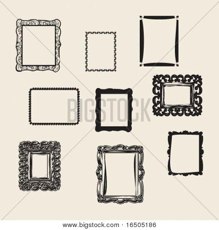 victorian frames