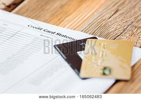 Credit Card Account Statement