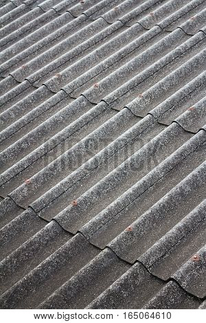 Pattern Of Old Roof