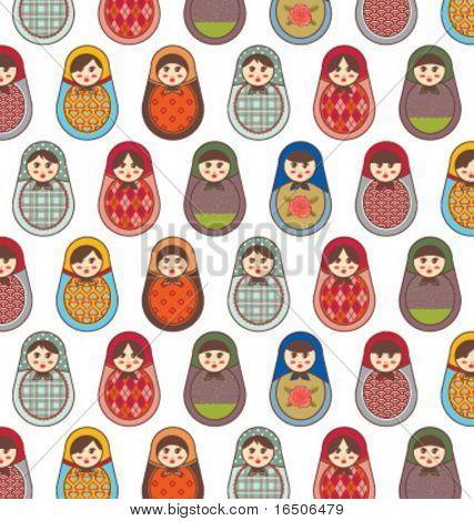 babushka pattern