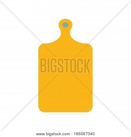 plastic cutting board icon vector illustration graphic design