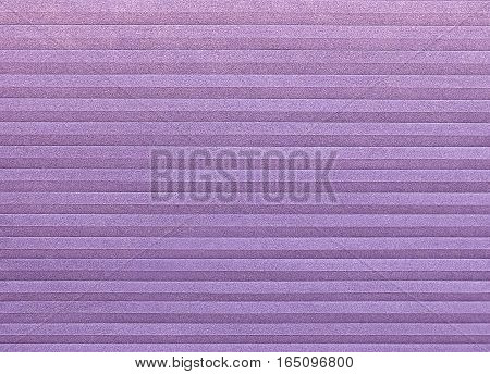 Background Pattern Horizontal Purple Textured Sheet of Paper Folded with Copy Space for Text and Other Decorative Elements.