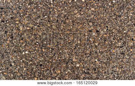 Asphalt, asphalt texture, asphalt background, scabrous asphalt. Grey asphalt. Asphalt