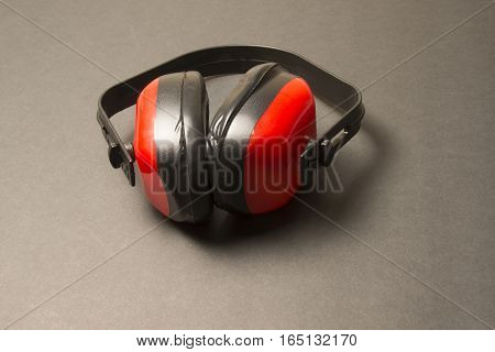 Hearing protection used for sound  suppression from industrial noise.