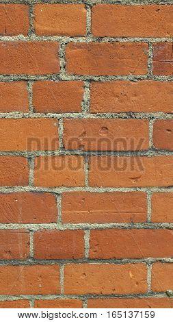 Red Bricks - Vertical