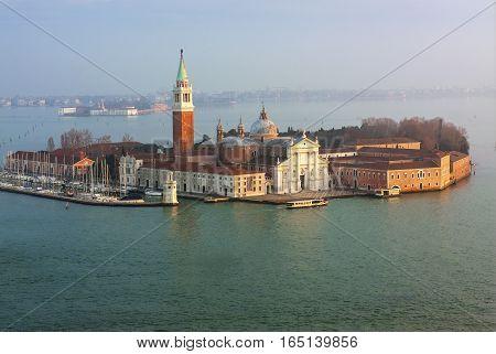Basilica San Giorgio Maggiore - Venezia, Italy