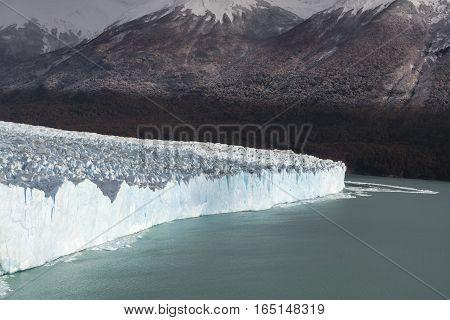 Glacier Perito Moreno, National Park Los Glasyares, Patagonia, Argentina