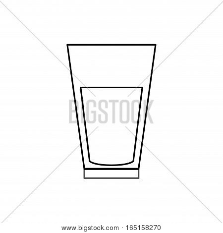 delicious orange juice icon vector illustration graphic design