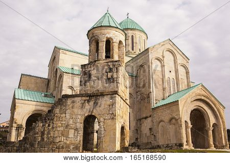 Cathedral of the Dormition or Kutaisi Cathedral more commonly known as Bagrati Cathedral
