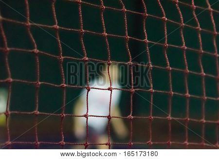 Badminton court indoor Badminton tournament Net light