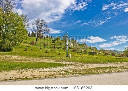Marija Bistrica Pilgrim Hill Sanctuary