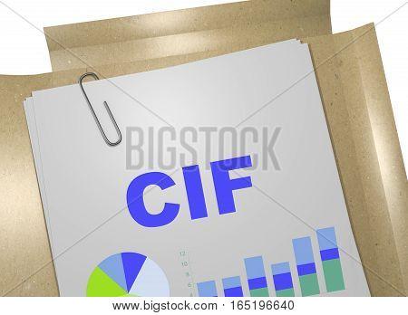 Cif - Business Concept