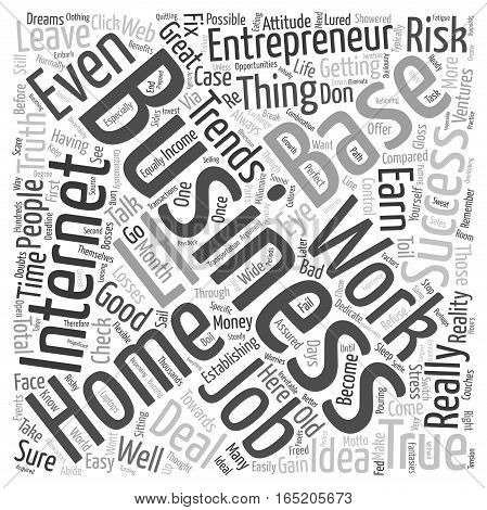 business entrepreneur ideas trends text background wordcloud concept