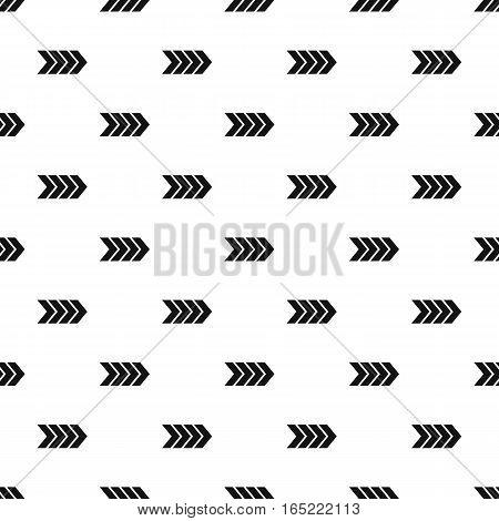 Right modern arrow pattern. Simple illustration of right modern arrow vector pattern for web