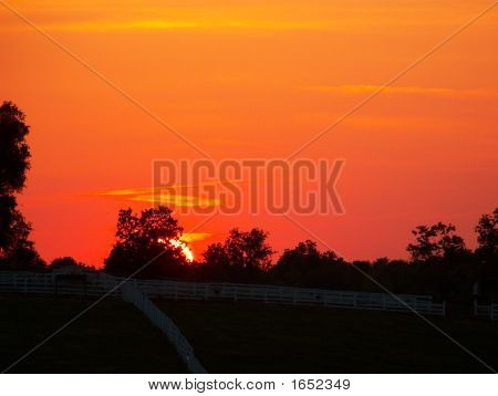 Ky. Sunset