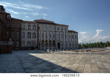 royal palace of venaria reale in italy