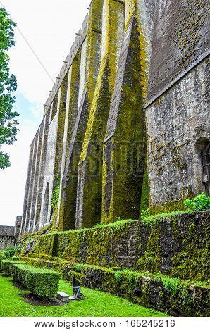 Hdr Mont St Michel Abbey France