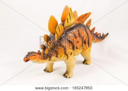 Stegosaurus Dinosaur Toy Model