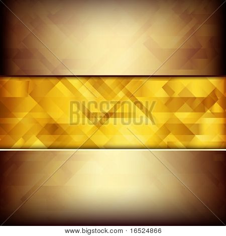Abstract background with hardwood textures of copper and amber hues.