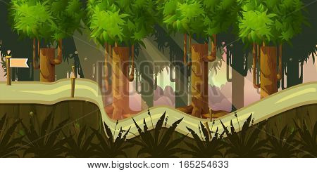 background for game, 2d game application. Illustration for your application , project.