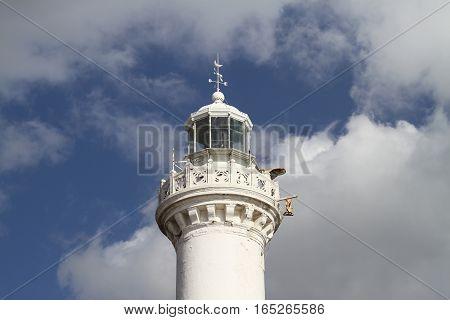 Ahirkapi Lighthouse In Istanbul