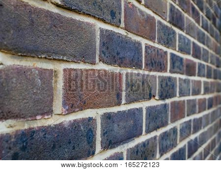 New stock bricks in red and purple colours.