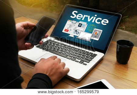 Call  Center Hot Line To  Information Service Business