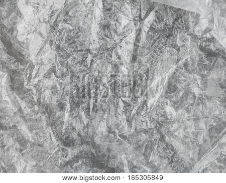 Shiny Plastic Bag for texture and background.